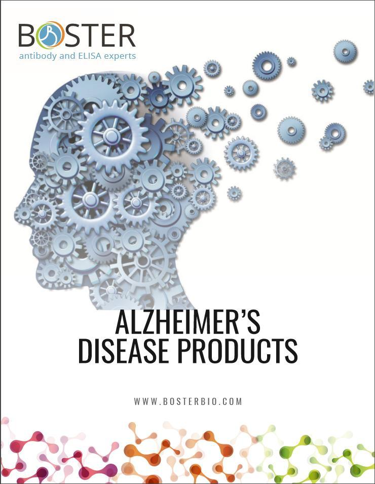 Boster Alzheimer's Disease Research Product Catalog