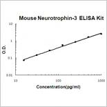 Mouse Neurotrophin-3 PicoKine™ ELISA Kit EK0473