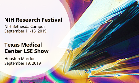 NIH Research Festival & Texas Medical Center LSE Show