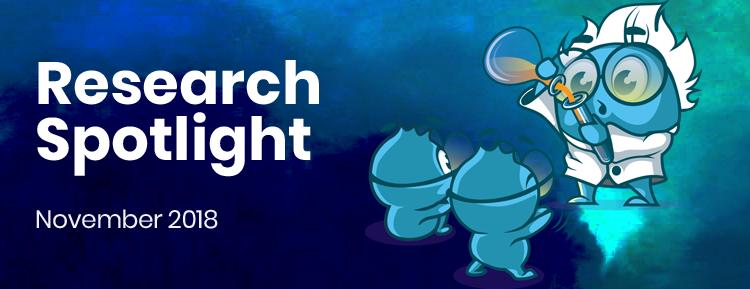 Research Spotlight - November 2018